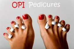 OPI Pedicures